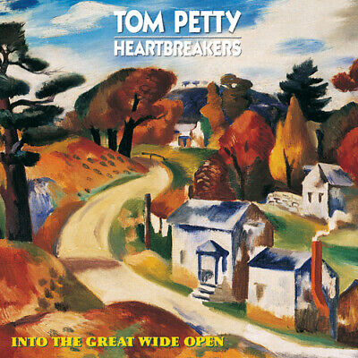 Tom Petty and the Heartbreakers : Into the Great Wide Open CD (1991)