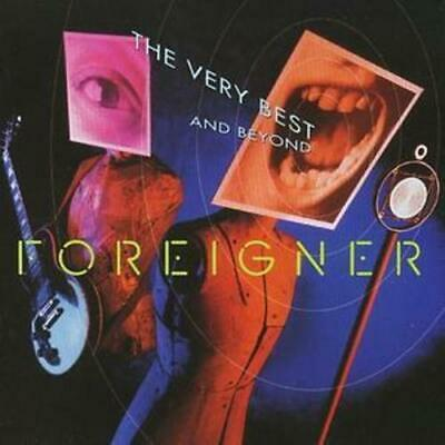 Foreigner : The Very Best...and Beyond CD (1992)