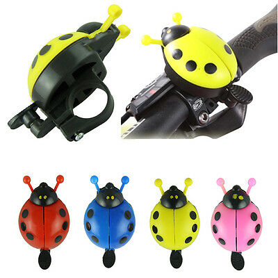 ladybug cycling bell outdoor bicycle bell bike bell new air sound fun & sports
