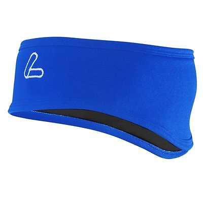 Löffler Thermosoft Stirnband blau