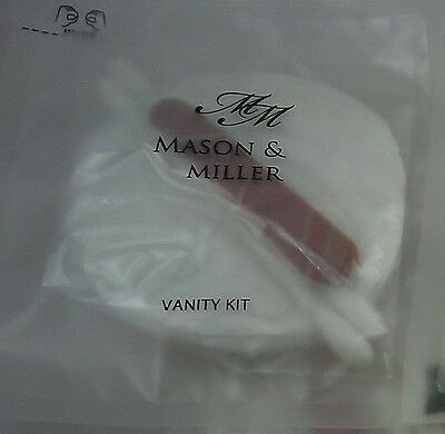 Mason & Miller Emergency Travel Vanity Kit - Hotels Guest Houses - Various Qty
