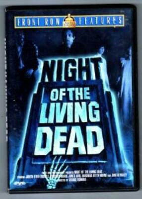 Night Of The Living Dead Dvd