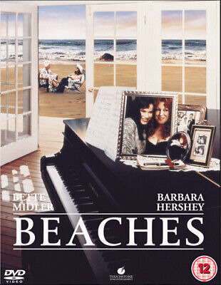 Beaches DVD (2003) Bette Midler, Marshall (DIR) cert 12 FREE Shipping, Save £s