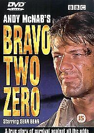 Bravo Two Zero DVD (2000) Sean Bean, Clegg (DIR) cert 15 FREE Shipping, Save £s