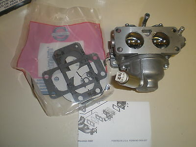 Carburetor Carb 791230 699709 Briggs & Stratton V-Twin 20hp 21hp 23hp 24hp 25hp