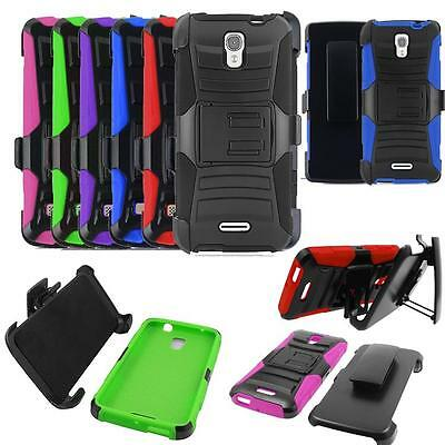 sports shoes 2d44c 9d3f5 PHONE CASE FOR Straight Talk Alcatel OneTouch Pixi Charm LTE Holster Cover  Stand