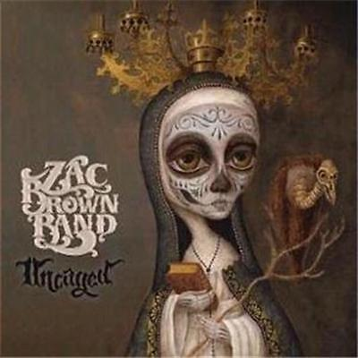 ZAC BROWN BAND Uncaged (Cardboard Digipak) CD NEW