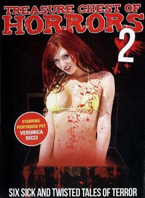Treasure Chest Of Horrors 2 New Dvd