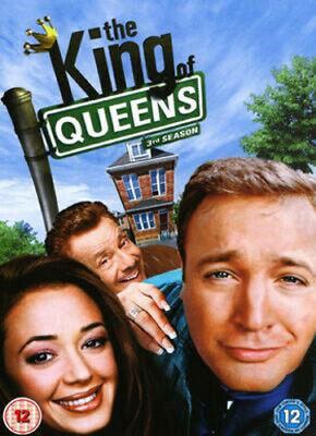 The King of Queens: 3rd Season DVD (2008) Kevin James cert 12 4 discs