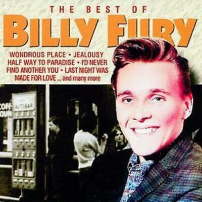 Billy Fury : The Best of Billy Fury CD (2003) Expertly Refurbished Product