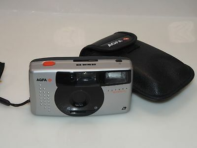 Agfa Futura Fixed focus APS Compact camera TOP condition tested