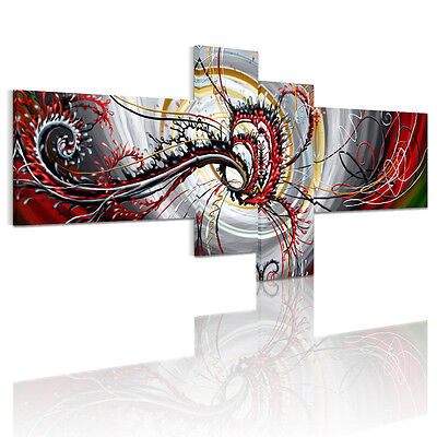 Abstract Branches Canvas Wall Art Unframed Canvas Print Home Decor Picture
