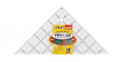 Olfa Non Slip Pyramid Quilting Ruler (QR6RT)