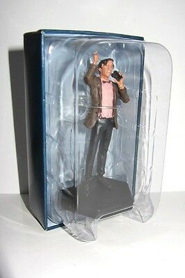 "Doctor Who Matt Smith 11th Doctor   3.75"" Collector Figurine Eaglemoss Model"