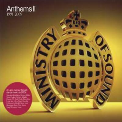 Various Artists : Anthems Ii CD 3 discs (2008) Expertly Refurbished Product
