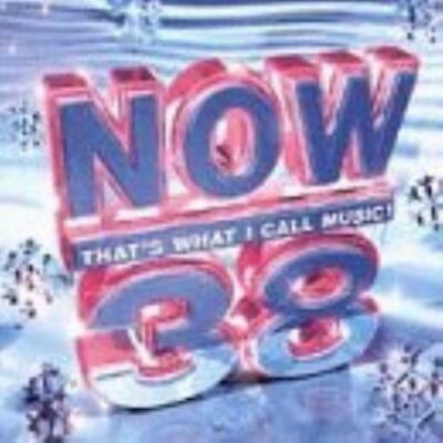 Various Artists : Now Thats What I Call Music! 38 CD FREE Shipping, Save £s