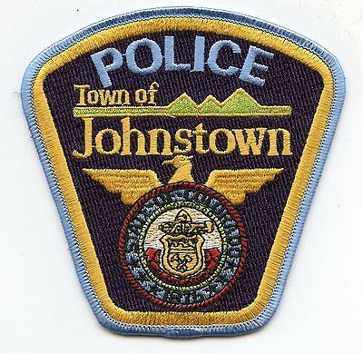 Johnstown Colorado Co Police Patch