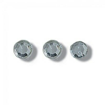 Impex Stick On Crystal Rhinestones - per pack of 10 (24415)
