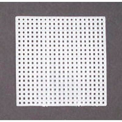 Darice 7 Count Plastic Canvas Squares - per pack of 10 (33018)