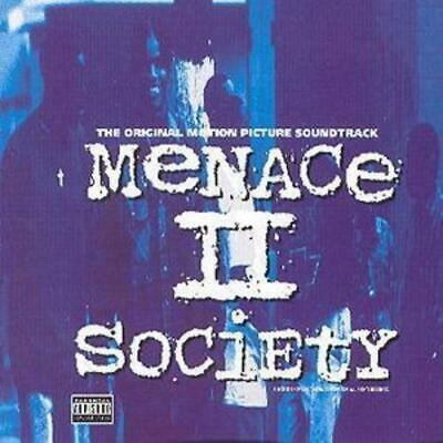 Soundtrack : Menace II Society: The Original Motion Picture Soundtrack CD