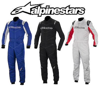 Alpinestars GP Start Suit FIA 2-Layer Rally Race Racesuit All Colours and Sizes