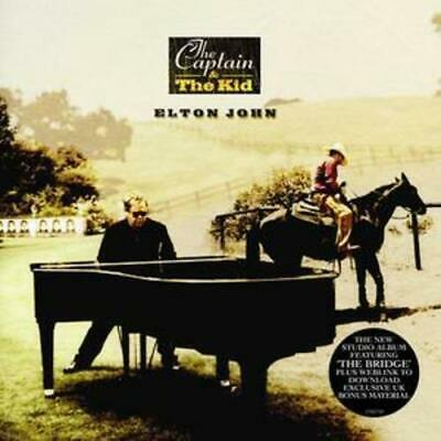 Elton John : The Captain and the Kid CD (2006) Expertly Refurbished Product