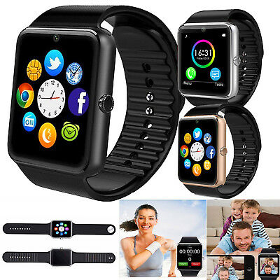 Bluetooth Wrist Smart Watch Phone For Samsung Galaxy S6 S5 Apple iPhone 6 6S LG
