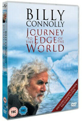 Billy Connolly: Journey to the Edge of the World DVD (2009) Barnaby Coughlin