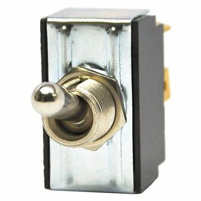 Toggle Switch,DPDT,10A @ 250V,QuikConnct CARLING TECHNOLOGIES 2GX53-73/TABS