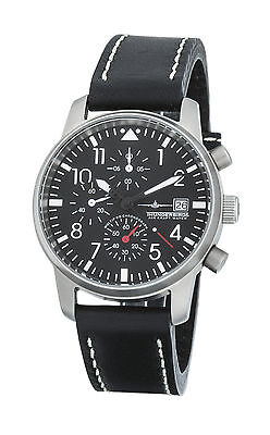 Thunderbirds Multi  Pro  Chronograph Air Craft Fliegeruhr Pilot Watch 1067/1