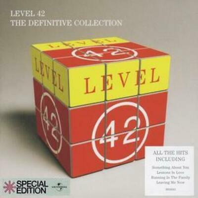 Level 42 : The Definitive Collection CD (2006)