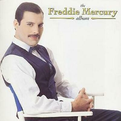 Freddie Mercury : The Freddie Mercury Album CD (1992) FREE Shipping, Save £s