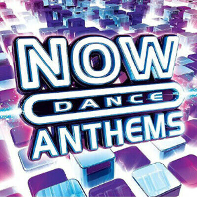 Various Artists : Now Dance Anthems CD 3 discs (2009) FREE Shipping, Save £s