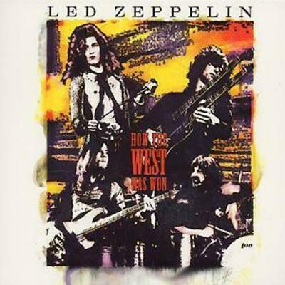 Led Zeppelin : How the West Was Won CD (2003)