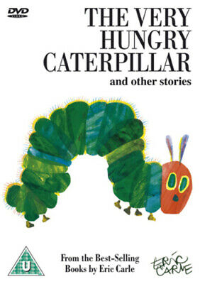 The Very Hungry Caterpillar and Other Stories DVD (2006) Roger McGough cert U