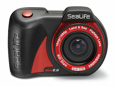 Sealife SL510 Micro 2.0 Underwater Camera