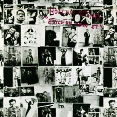 The Rolling Stones : Exile On Main Street CD (2010)