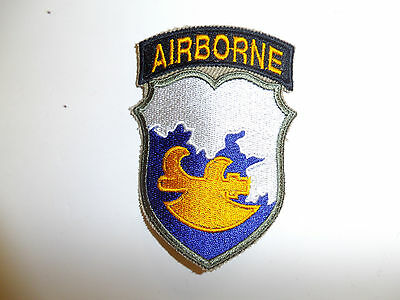 e4076 WW2 US Army Airborne 135 Division Ghost Phantom Operation Fortitude R9A