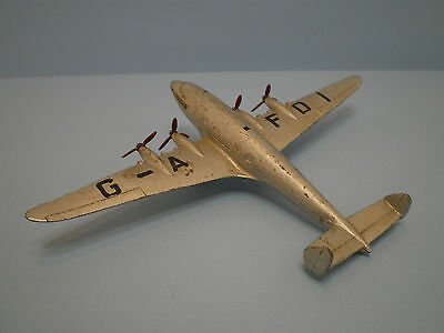 Dinky Toys No. 62w Imperial Airways Liner Frobisher Class Circa 1939