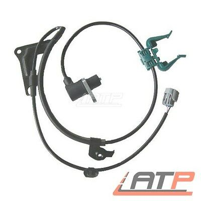 Abs Wheel Speed Sensor Front Axle Right Rh Toyota Avensis T22 97-03