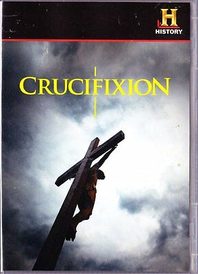 History Channel - Crucifixion (DVD, 2008) Christ's Death  How Jesus Died NEW