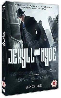 JEKYLL & HYDE 1 (2015): DOCTOR and MR - Horrror TV Season Series - R2 DVD not US