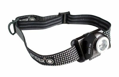 Led Lenser NEW BLACK SEO 7R Rechargeable Head Lamp 220Lm Auto Brightness