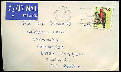 Australia 1980 Commercial Airmail Cover To England #C31649