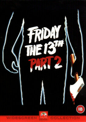 Friday the 13th: Part 2 DVD (2002) Amy Steel