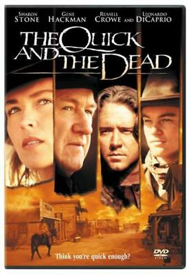 The Quick And The Dead Used - Very Good Dvd