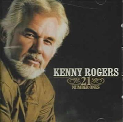 Kenny Rogers - 21 Number Ones Used - Very Good Cd