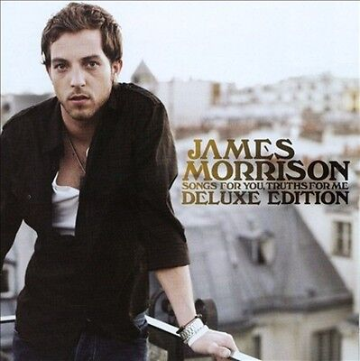 James Morrison (Rock) - Songs For You, Truths For Me [Deluxe Edition] Used - Ver