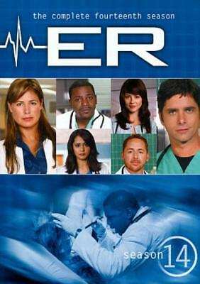 Er: The Complete Fourteenth Season Used - Very Good Dvd