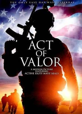 Act Of Valor Used - Very Good Dvd